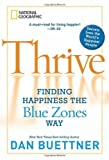Thrive, Dan Buettner, 1426208189