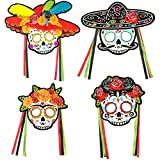 Party Mask Masks Skull Photo Booth Wedding Birthday Mexican Decor