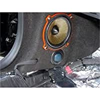 HushMat 692403 Sound and Thermal Insulation Kit (1991-1999 Nissan 240 SX - Doors)