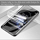 Puccy 3 Pack Screen Protector Film, compatible with