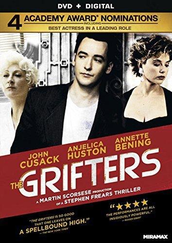 The Grifters [DVD + Digital] (John Paul Jones Dvd)