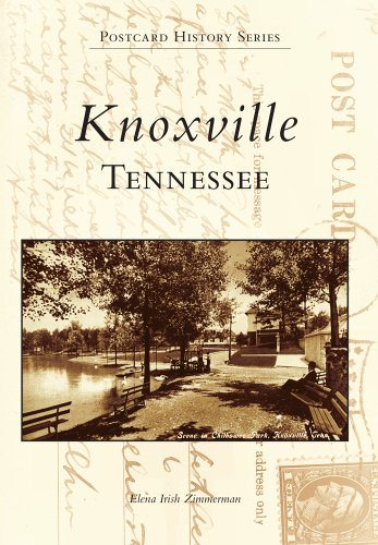 Knoxville, Tennessee (Postcard History)