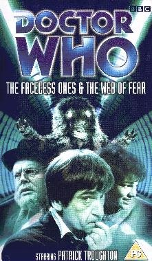 Doctor Who The Faceless Ones The Web Of Fear Patrick Troughton