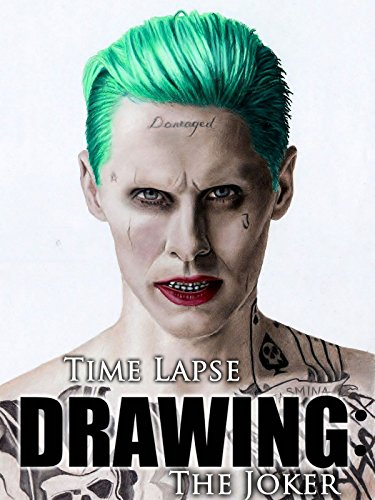 joker drawing - 2