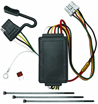Amazon.com: Tow Ready 118438 T-One Connector Assembly for Honda Odyssey:  AutomotiveAmazon.com