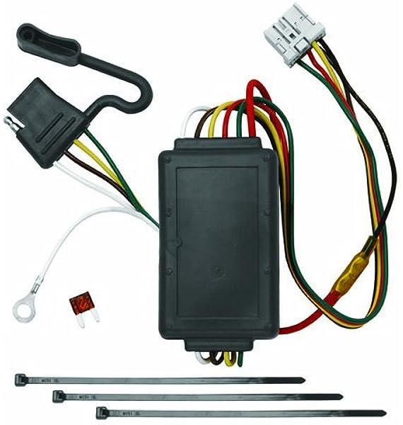 [SCHEMATICS_4UK]  Amazon.com: Tow Ready 118438 T-One Connector Assembly for Honda Odyssey:  Automotive | 2007 Honda Odyssey Trailer Wiring |  | Amazon.com