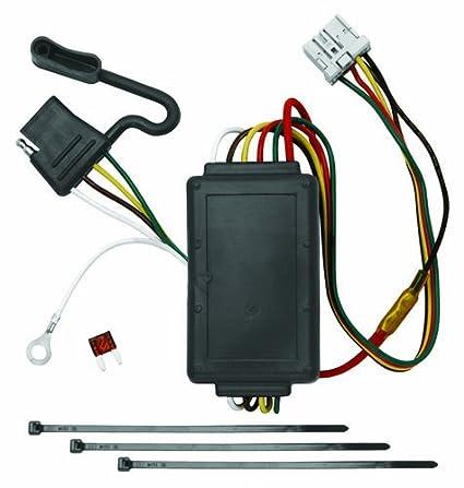 honda odyssey hitch wiring harness