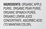 Amazon Brand - Mama Bear Organic Baby Food, Stage
