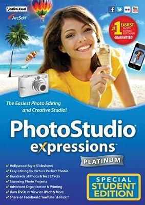 PhotoStudio Expressions Platinum 6 - Academic Version [Download]