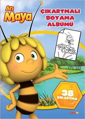 Ari Maya Cikartmali Boyama Albumu Kolektif 9786050920437 Amazon