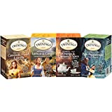 Twinings Beauty and the Beast Herbal Tea Bags Variety - 4 Pack