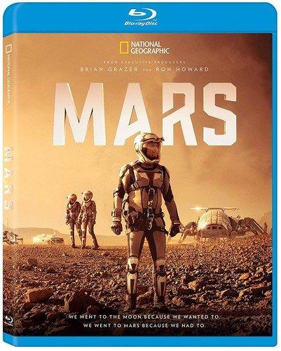 Blu-ray : Mars: Season 1 (Dubbed, , Widescreen, Digital Theater System, AC-3)