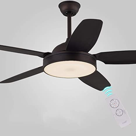 La luz de techo del ventilador, Veleta retro moderno simple ...