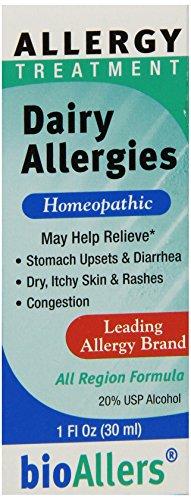 Bioallers Dairy Allergies, 1 Ounce