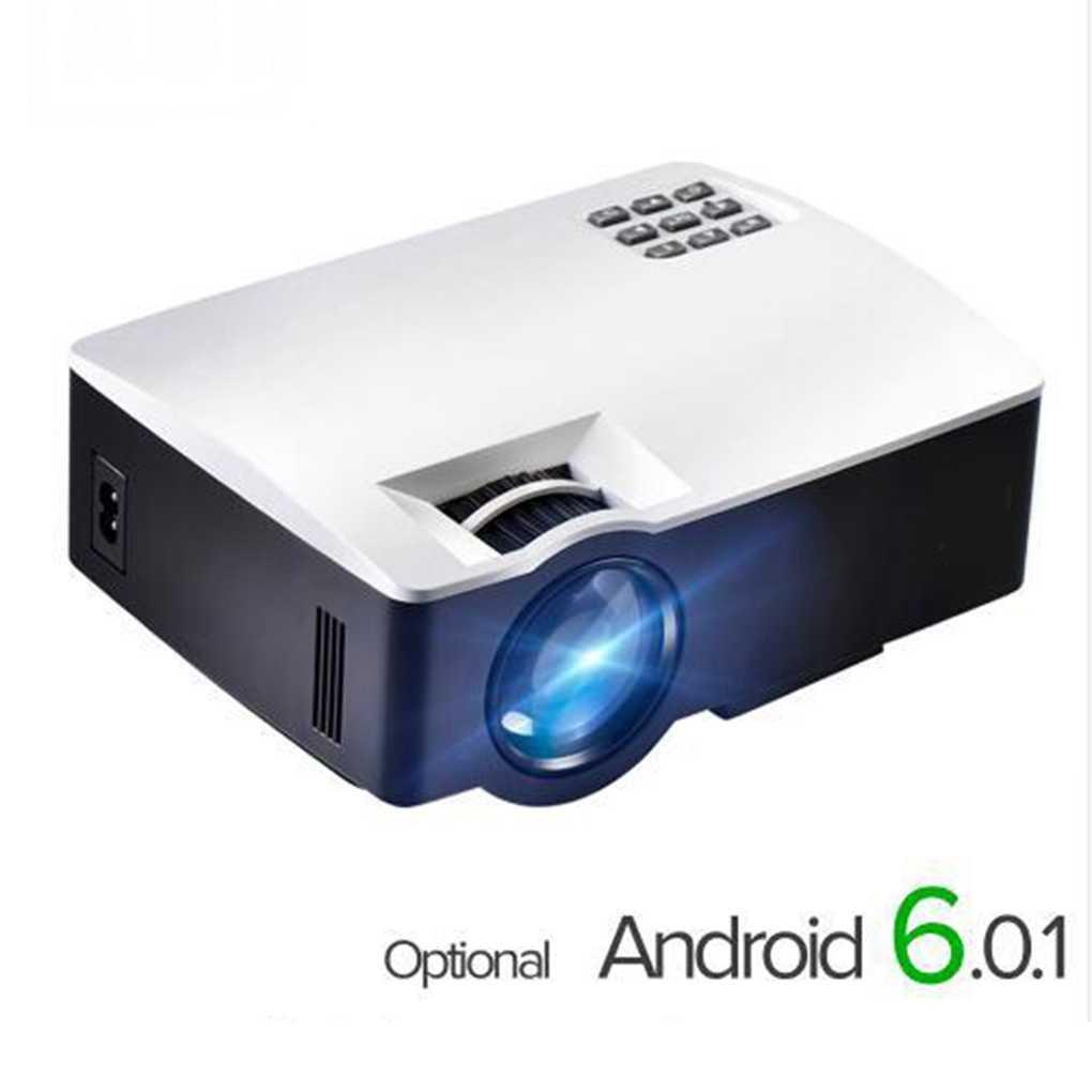 Befaith AUN AKEY1 Plus Proyector 1800 Lúmenes 800x480 LED Home ...