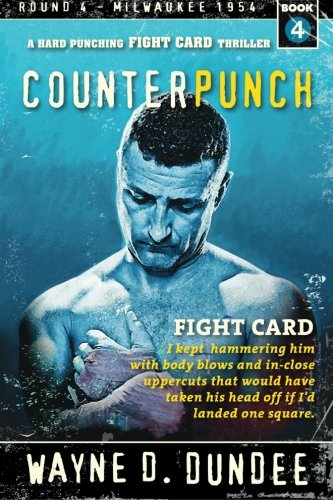 Download Counterpunch: Fight Card - Round #4 (Volume 1) pdf epub