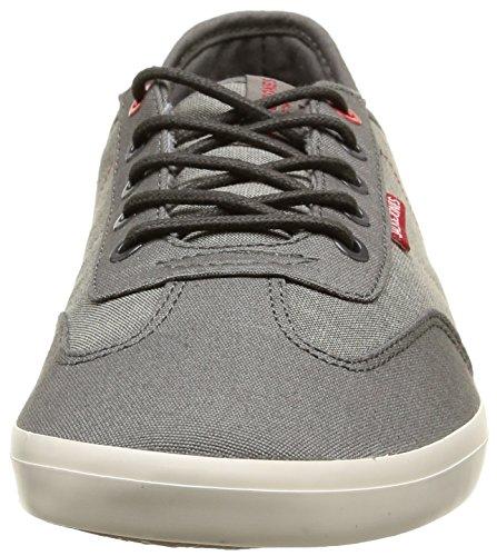 Jack & Jones Siesta, Sneakers Basses homme, Gris (Pewter), 45 EU