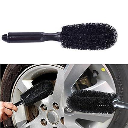 Ruedas de cepillo de rueda de coche nuevo llantas cepillo de lavado de neumáticos cepillo de