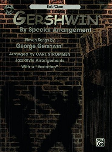 - Gershwin by Special Arrangement (Jazz-Style Arrangements with a