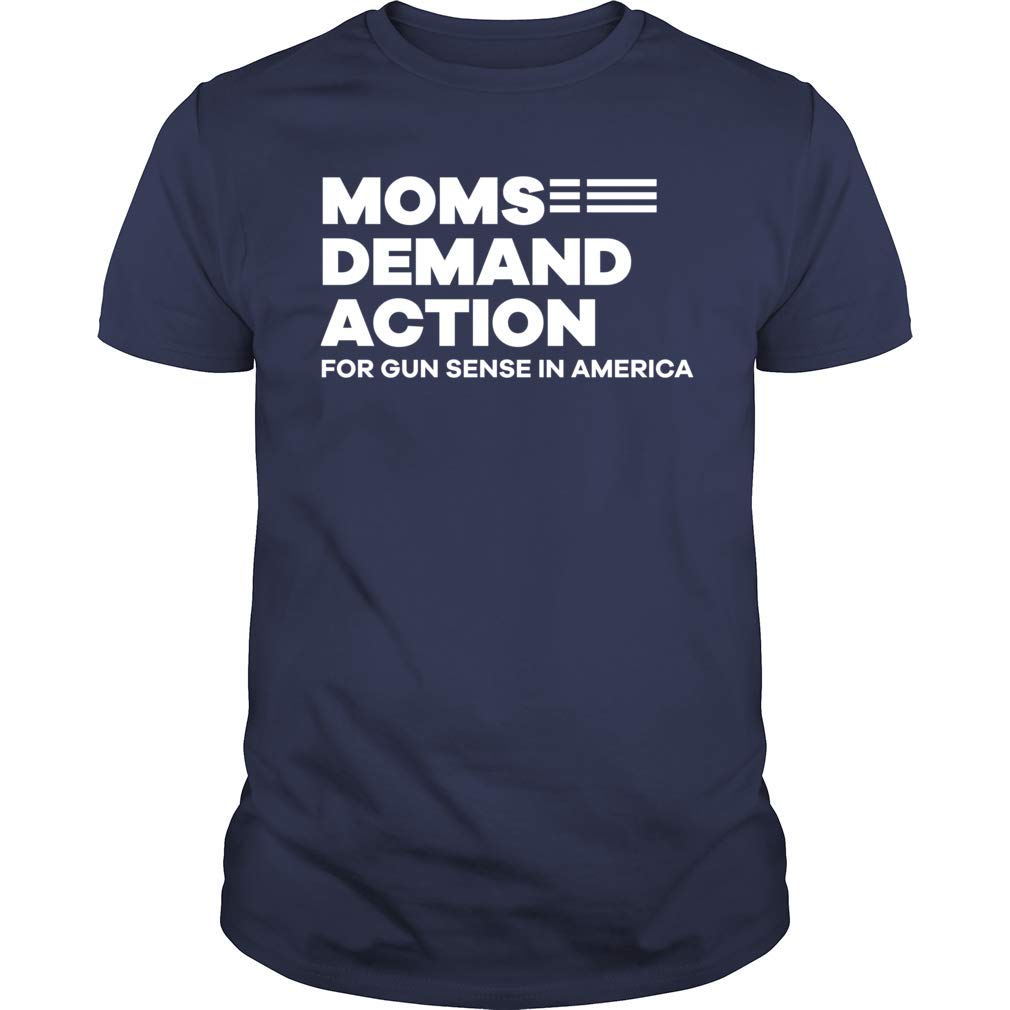 Gearliness Moms Demand Action For Gun Control Ts Shirts