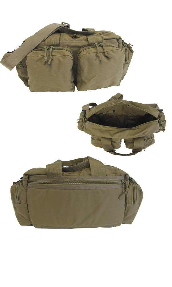 LBT Medium Pistol Bag (Modified) Coyote Tan by London Bridge Trading