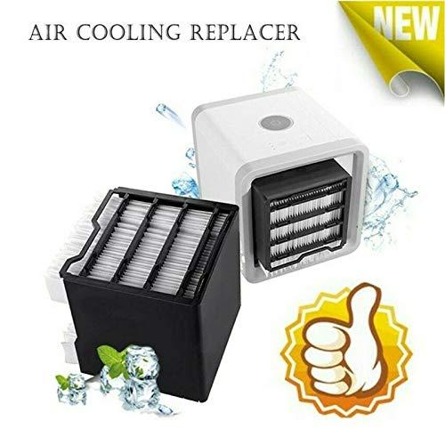 LAIZETONGXUN 24 filtros refrigeradores de Aire para Mini purificador de Aire Acondicionado port/átil y humidificador Filtro de Repuesto para Enfriador de Espacio Personal Arctic Air