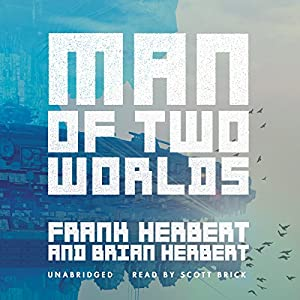 Man of Two Worlds Audiobook