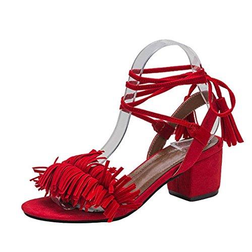 TPulling Women Ballet Red 373Zomr
