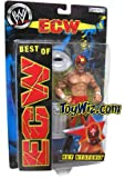 rey mysterio mask red - Best of ECW & WCW Wrestling Action Figure Rey Mysterio #1 [Red Mask & Pants]