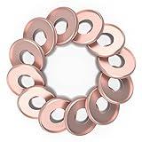 Discagenda Aluminum Disc-Binding Discs 33mm 1.3in