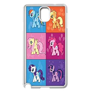 FOR Samsung Galaxy NOTE4 Case Cover -(DXJ PHONE CASE)-My Little Pony Series-PATTERN 10