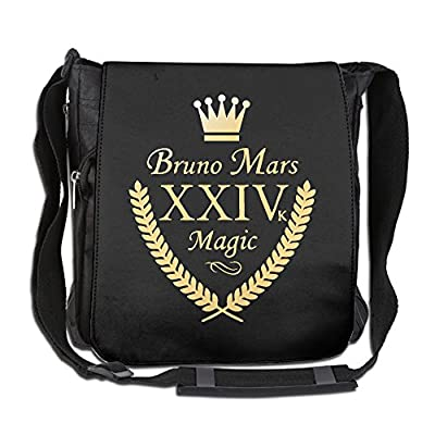 Bruno Mars 24k Magic Vintage Laptop Bag