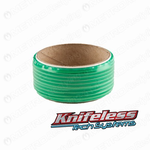 Perf Wrap - Knifeless Perf Line Vinyl Wrap Cutting Tape 50 Meter Roll (164 Ft) for Perforated Window Films