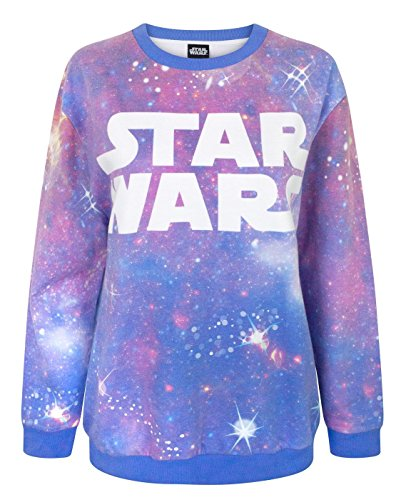 Star Wars Cosmic Women's Sublimation Sweatshirt (XL)