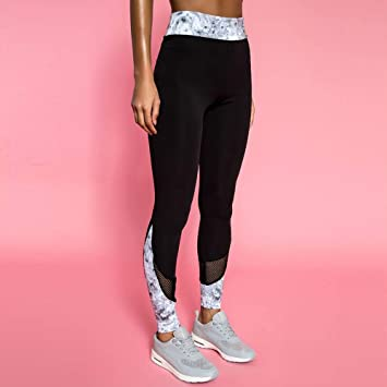 GSYJK Pantalones De Yoga Ropa De Fitness Leggings Elásticos ...