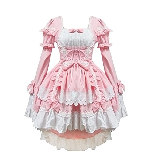 Cos store Pink Lolita Dress Princess Lolita Dress Halloween Costume Halloween Outfits for Women