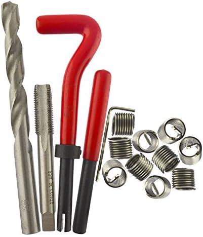 AB Tools M10 x 1,25mm kit Reparatur Filetieren/helicoil 9PC beschädigt ein019
