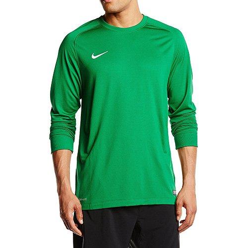 Nike, Maglia a Maniche Lunghe Uomo Park Goalie II, Verde
