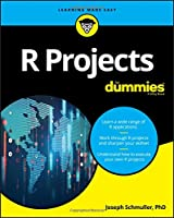 R Projects For Dummies Front Cover