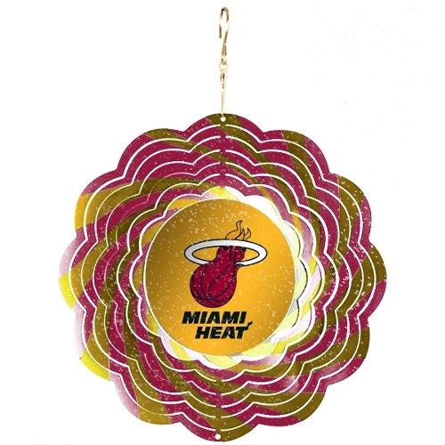 NBA Miami Heat 10'' Geo Wind ()