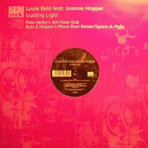 Guiding Light (Part 2) - Louie Balo Feat. Jeannie Hopper 12