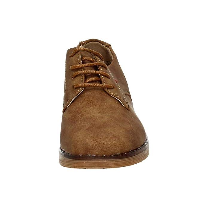 BONINO 5-NS596B-18 Zapatos con CORDÓN NIÑO Zapatos MOCASÍN: Amazon.es: Zapatos y complementos