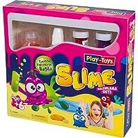 """PlayToys Slime Hazırlama Seti """"Sağlık Bakanlığı Onaylı"""""""