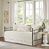 Madison Park Tuscany 6 Piece Daybed Set Ivory Daybed