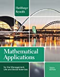 Bundle: Mathematical Applications for the Management, Life, and Social Sciences, 10th + Enhanced WebAssign Printed Access Card for Applied Math, Single-Term Courses, Ronald J. Harshbarger, James J. Reynolds, 1133545696
