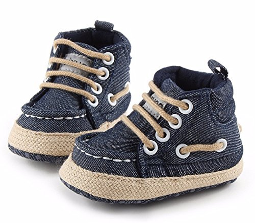 Aster Black Leather (Cheap Spring Classic Baby Boy Girl Shoes Infants Casual Newborn Canvas Children Boots Kids Booties Bebe Sapatos Sport Sneakers (3, Blue))