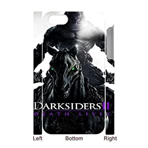 darkness 2 death and liveswide iPhone 4 4s Cell Phone Case 3D 53Go-039259