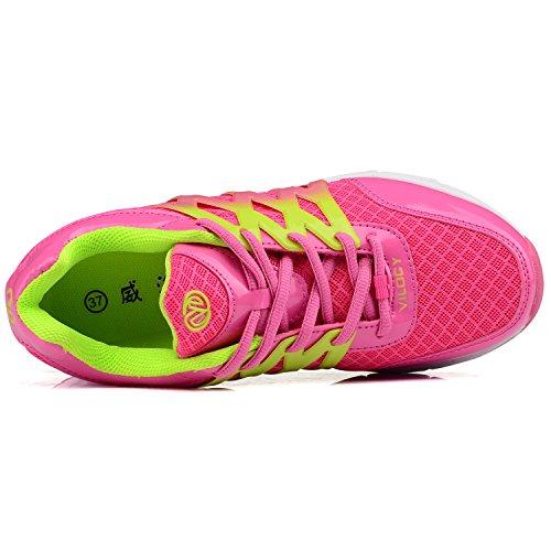 Zapatos Ruedas Ninos Los Pink De Vilocy Zapatillas Deporte COW5qnS