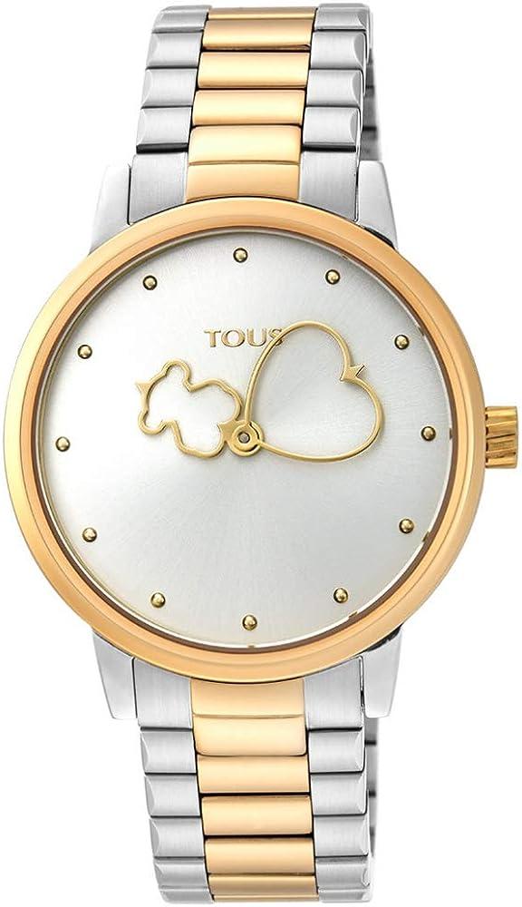 Tous Reloj Bear Time de Acero (34mm)