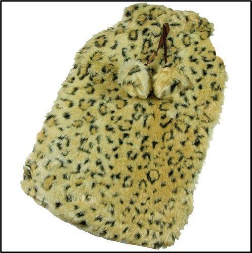 hot water bottle leopard - 9